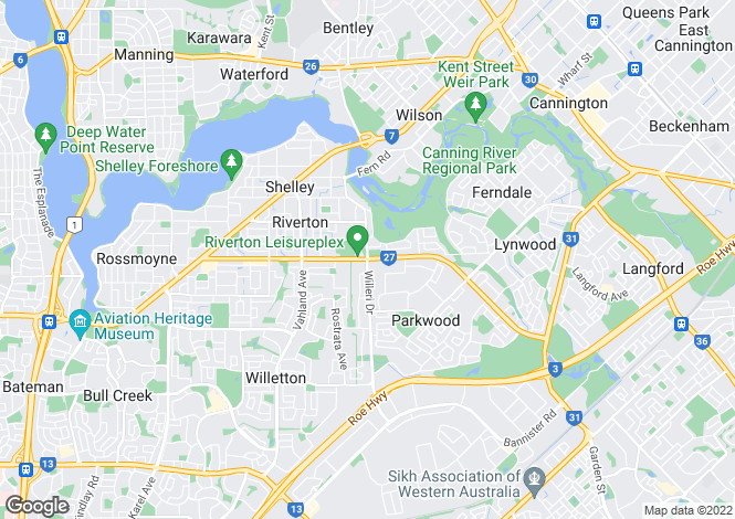 Map for Lot 2/15 Cardoc Street, PARKWOOD 6147