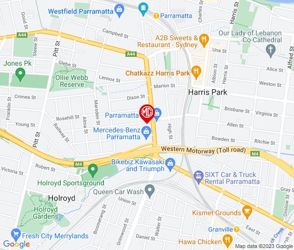 Parramatta MG Parramatta MG