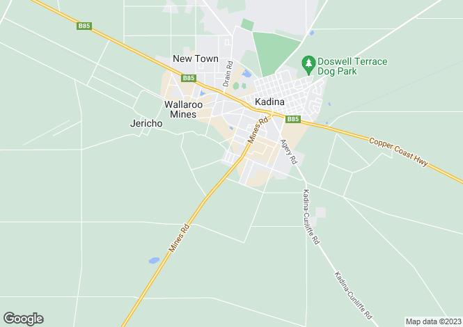 Map for Lot 51 Daly Street, MATTA FLAT 5554