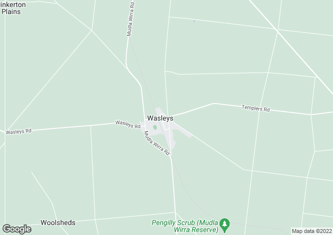 Map for 6 Station Street, Wasleys 5400