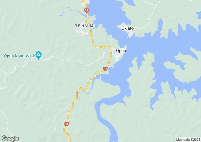 Map for 12 Arabella Road, Opua 0200