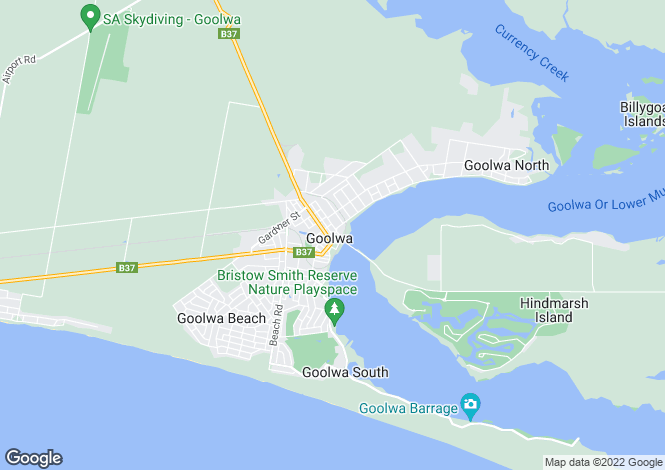 Map for Lot 5 Wright Road, GOOLWA 5214