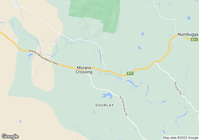 Map for Lot 403 Batemans Road, MORANS CROSSING 2550
