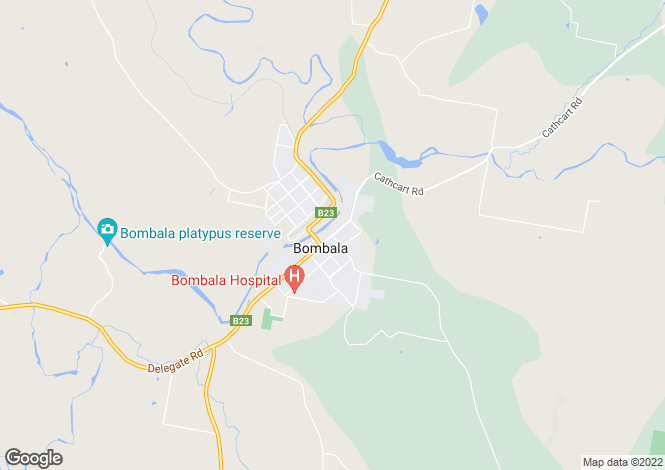 Map for 221 Maybe Street, BOMBALA 2632