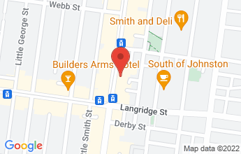 Map of  92 Smith Street, Collingwood , VIC, 3066