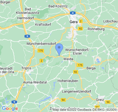07570 Harth-Pöllnitz Burkersdorf