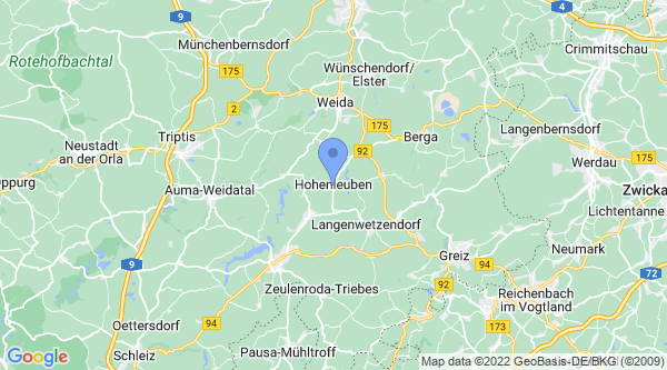 07958 Hohenleuben