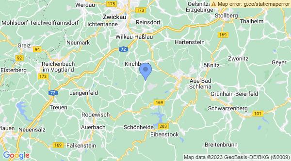 08107 Hartmannsdorf bei Kirchberg