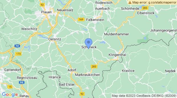 08261 Schöneck/Vogtland