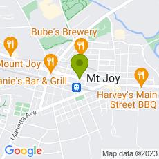 Staticmap?center=1+S.+Market+Street%0D%0AMount+Joy%2C+PA++17552&zoom=14&size=230x230&key=AIzaSyAeTspGNxF9omrAnDm7RMuAOzLtrgwleEY&markers=color:green|1+S.+Market+Street%0D%0AMount+Joy%2C+PA++17552&sensor=false