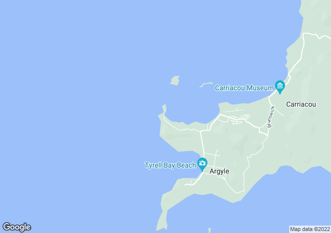 Map for L' Esterre Bay Land - Carriacou, Lesterre Bay