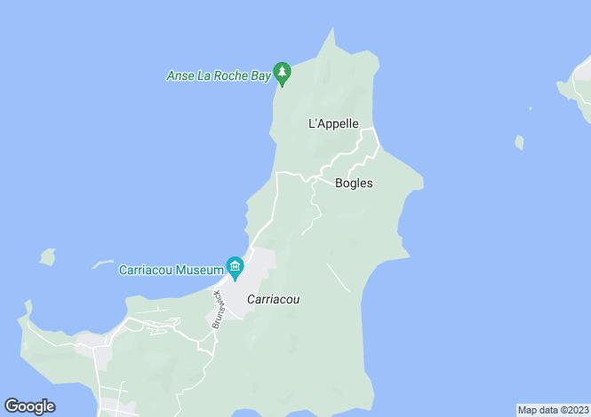 Map for Cinnamon Villa, Bogles