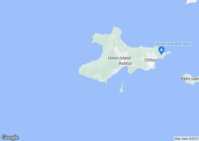 Map for Ashton