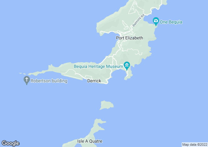 Map for Friendship Heights Lot 29 -Bequia, Friendship Heights