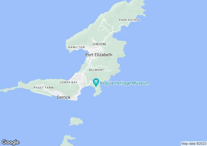 Map for Rocky Bay Estate - Plot 5, Mount Pleasant