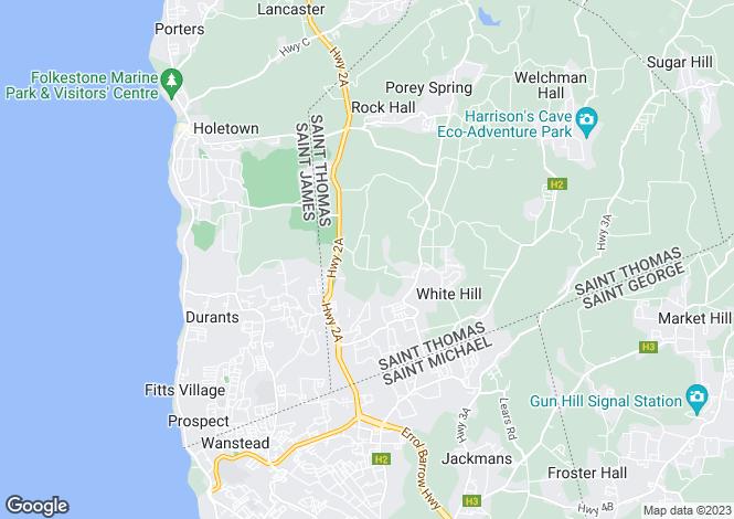 Map for Palm Grove 10, Royal Westmoreland, St James, Barbados