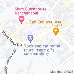 staticmap?center=14.0322446%2C99 - タイ・カンチャナブリに3つある泰緬鉄道・戦争博物館の特徴と感想