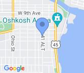1429 Oregon Street  Oshkosh WI 54902