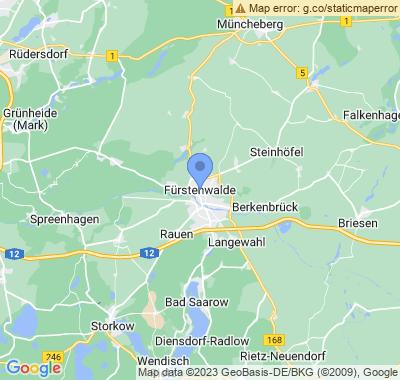 15517 Fürstenwalde/Spree Fürstenwalde