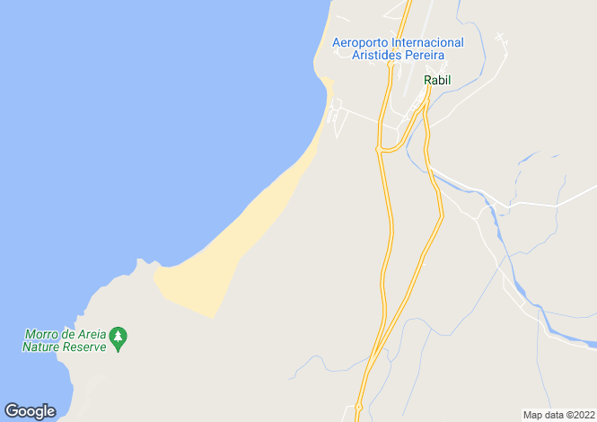 Map for Boa Vista