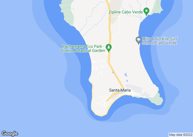 Map for Sal