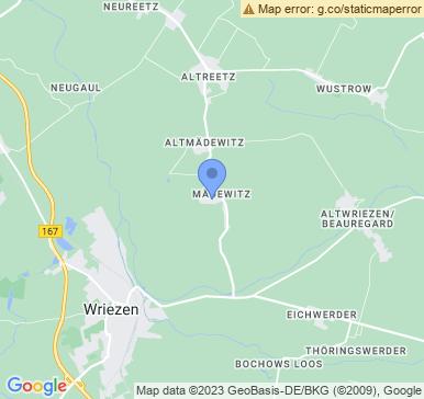 16259 Oderaue Mädewitz, Neumädewitz