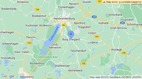 17094 Burg Stargard
