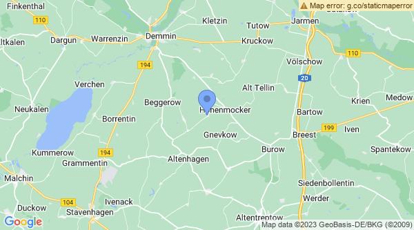 17111 Hohenbrünzow