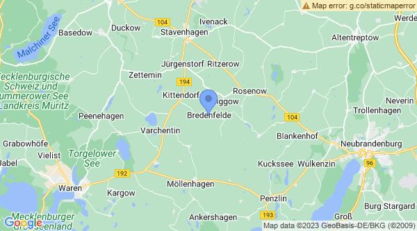 17153 Bredenfelde