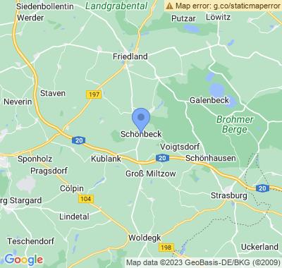 17349 Schönbeck