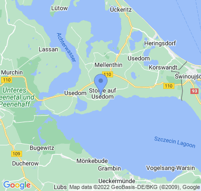 17406 Stolpe auf Usedom