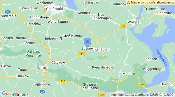 17495 Züssow