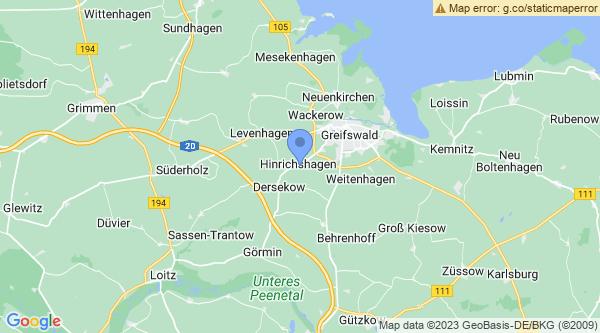 17498 Hinrichshagen