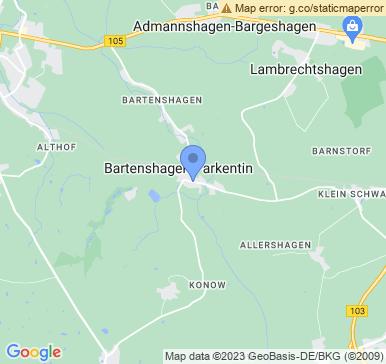 18209 Bartenshagen-Parkentin