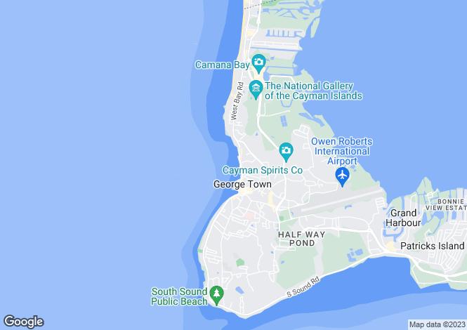 Map for Luxury Condo Hotel