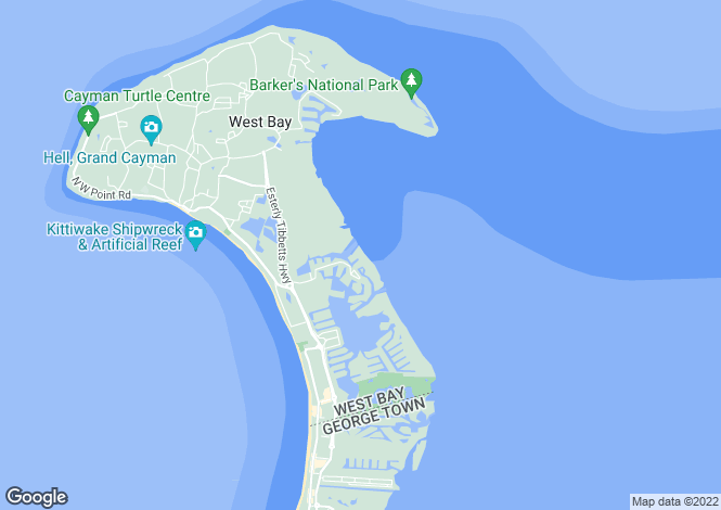 Map for The Residences Of Stone Island