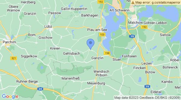 19395 Gnevsdorf