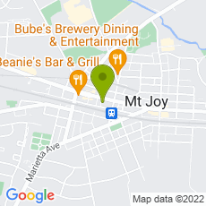 Staticmap?center=22+W.+Main+Street%0D%0AMount+Joy+PA%2C+17552&zoom=14&size=230x230&key=AIzaSyAeTspGNxF9omrAnDm7RMuAOzLtrgwleEY&markers=color:green|22+W.+Main+Street%0D%0AMount+Joy+PA%2C+17552&sensor=false
