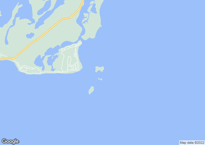 Map for PRIVATE ISLAND High Cay - Bahamas, Bahamas