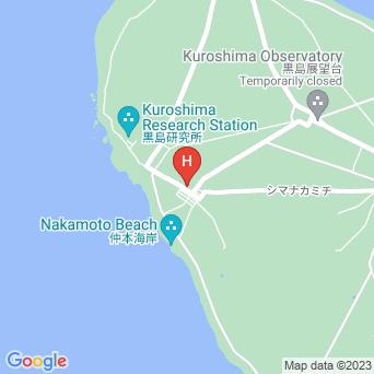 民宿みやき荘の地図