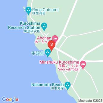 プズマリ展望台の地図