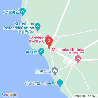 史跡・番所跡の地図