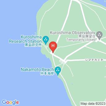 民宿なかた荘の地図