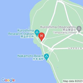 民宿あ〜ちゃんの地図