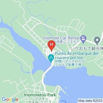 民宿 風花の地図