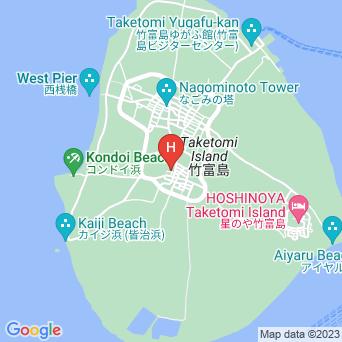 素泊り民家 香風の地図