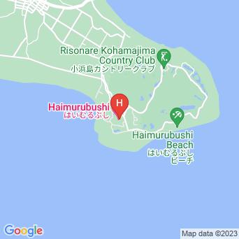 小浜島ビーチ&リゾート はいむるぶしの地図