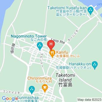 民宿マキ荘の地図