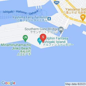 南ぬ浜町/サザンゲート公園の地図