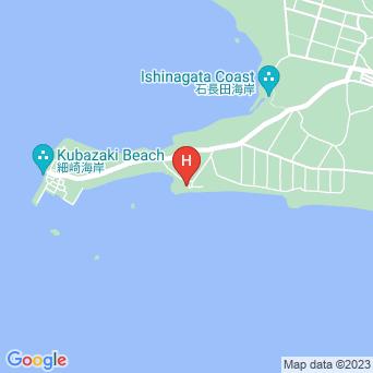 比嘉荘の地図